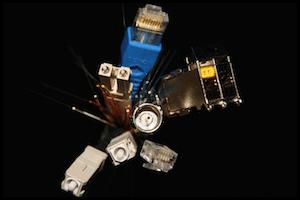 Structured cabling, fiber optic, IP surveillance, cameras, networking, Internet